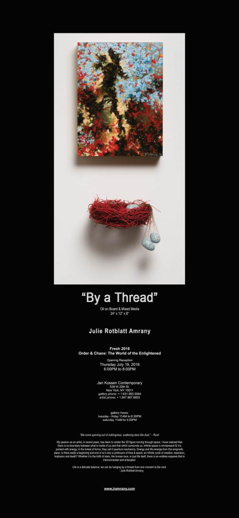 """By A Thread"""