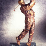 Thumbnail of Homage to Eric Gleecher – Sports Commission Bronze Statue