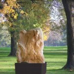 Thumbnail of Marble sculpture to be installed soon