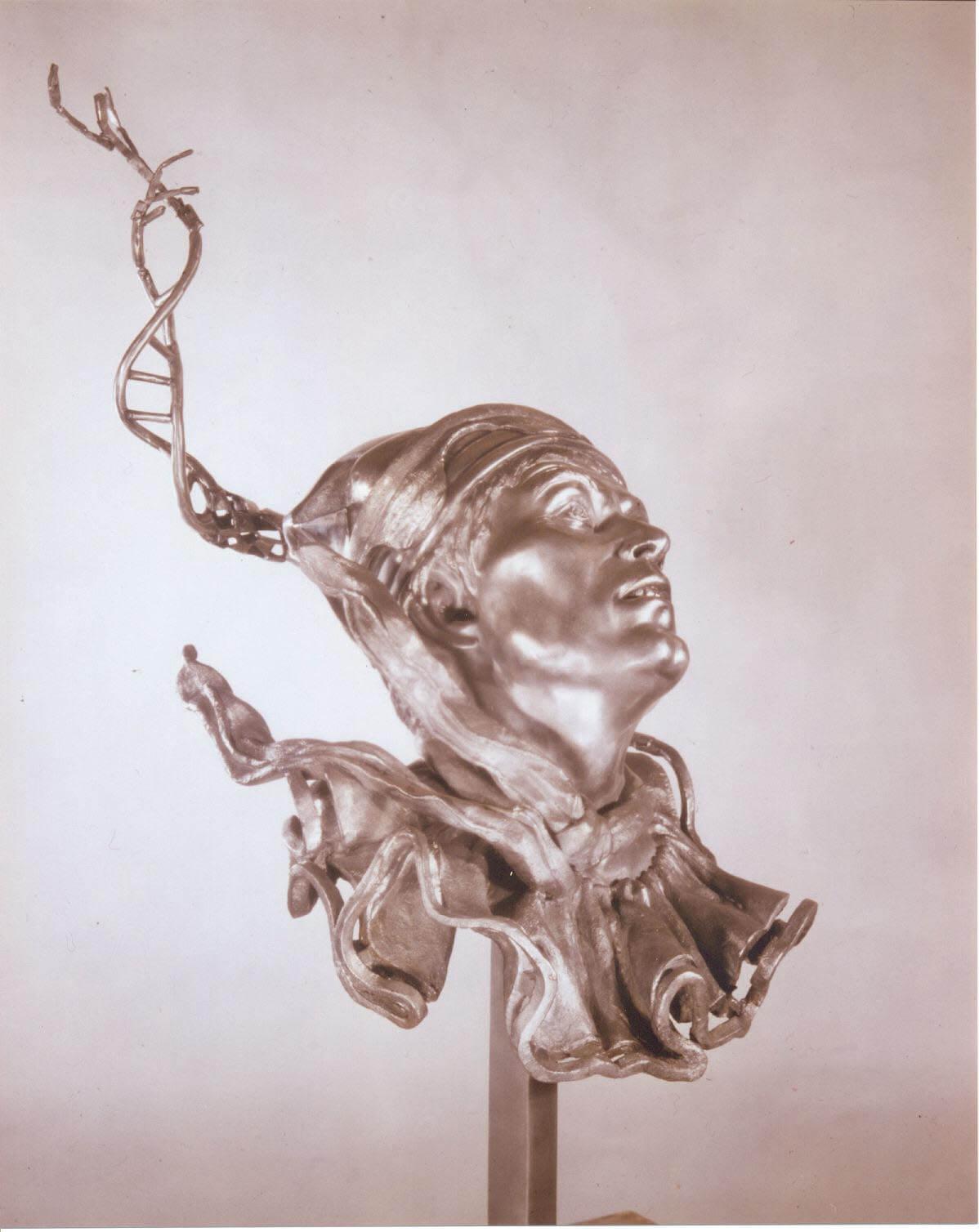 Petroushka's Bust