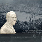 Thumbnail of George Smith – Sports Commissioned Statue