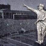 Thumbnail of Tribute to George S. Halas -Sports Commission Sculpture