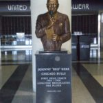 "Thumbnail of Johnny ""Red"" Kerr – Sports Commission Bronze Statue"
