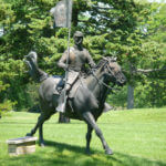 Thumbnail of General Sheridan Sculpture