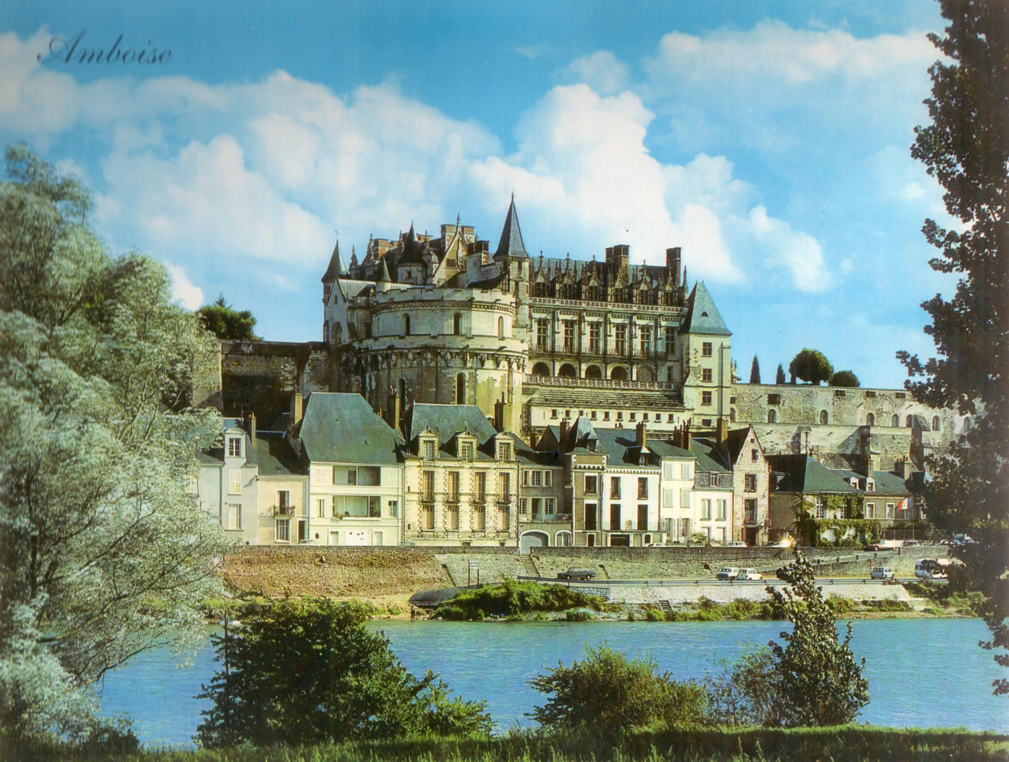 Chateaux Amboise