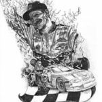Thumbnail of Homage to Dale Earnhardt