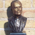 Thumbnail of Father Hesburgh Bust