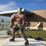 Thumbnail of Bobby Hull – Sports Commission Bronze Statue