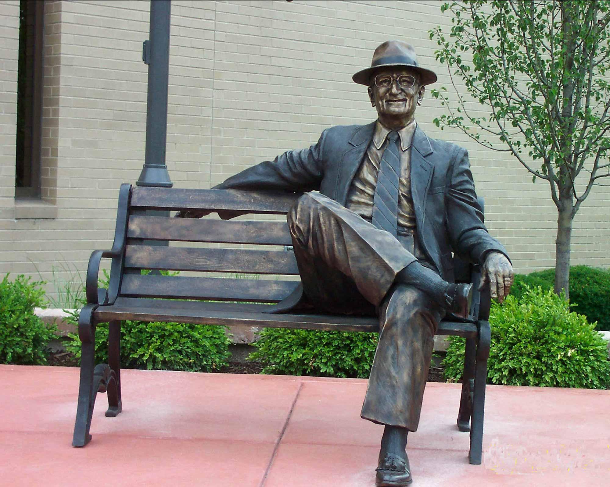 Mayor Ernest Kolb