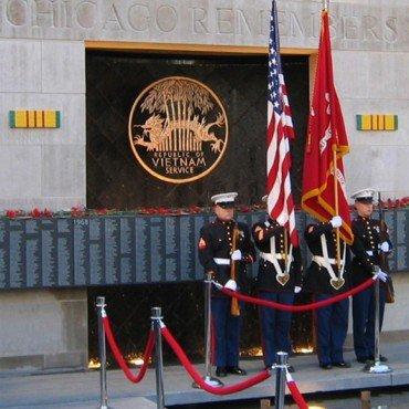 Chicago Vietnam War Memorial