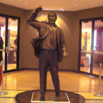 Thumbnail of Johnny Orr – Bronze Sports Commemorative Statue