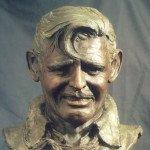 Thumbnail of Clark Gable Bust