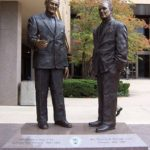 Thumbnail of Father Hesburgh and Father Joyce