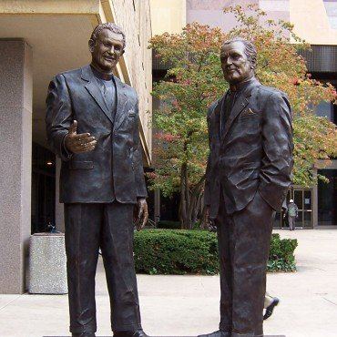 Father Hesburgh Father Joyce
