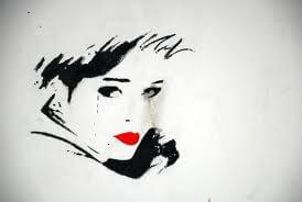 woman art