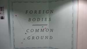 foreign bodies common ground