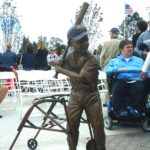 miracle league sculpture