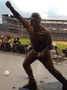Paul Konerko statue