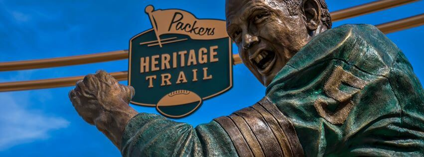 packers heritage trail