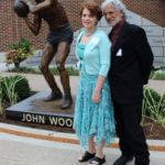 Thumbnail of John Wooden-Sports Commission Bronze Statue