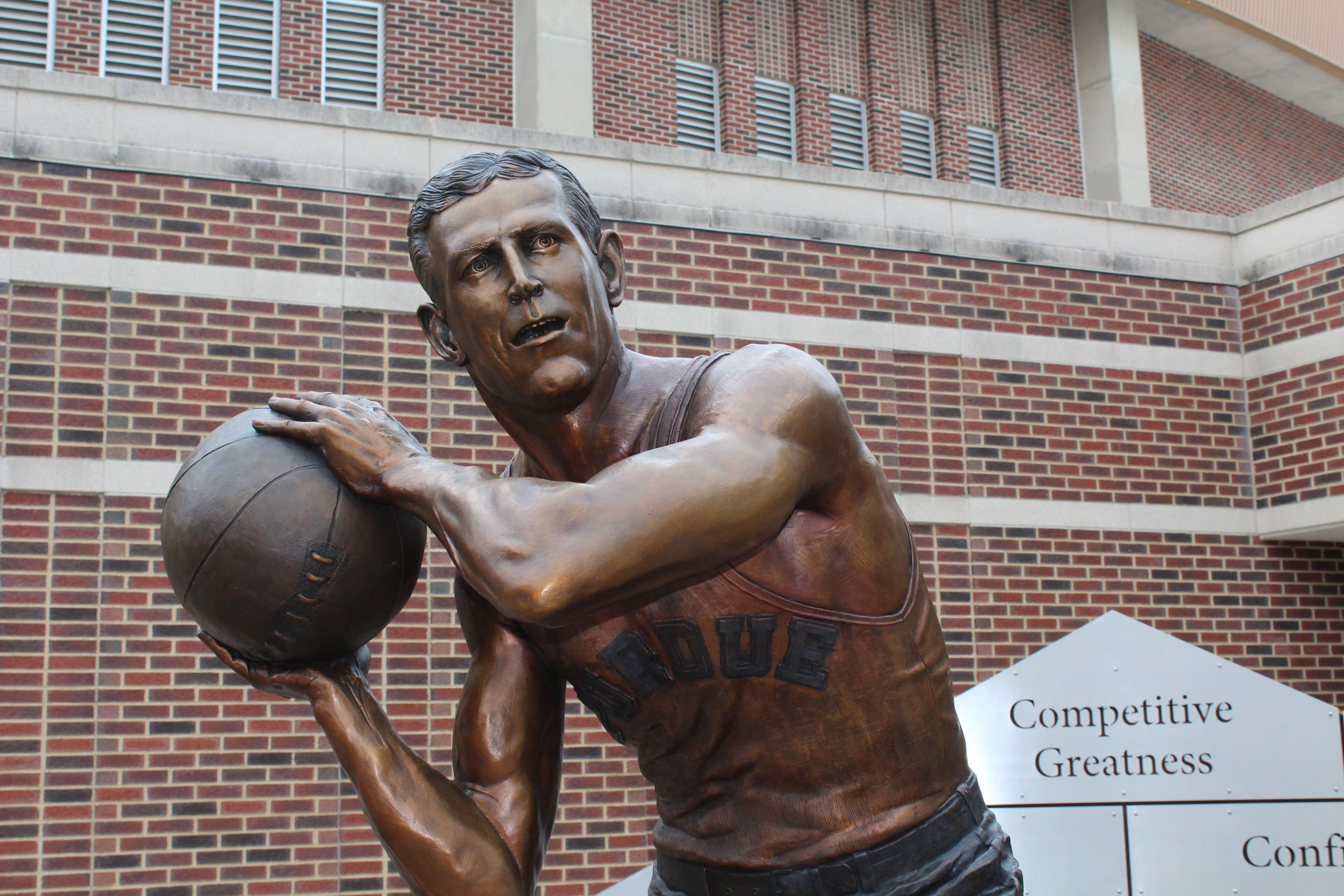 פסל John Wooden Custom Bronze Sculpture