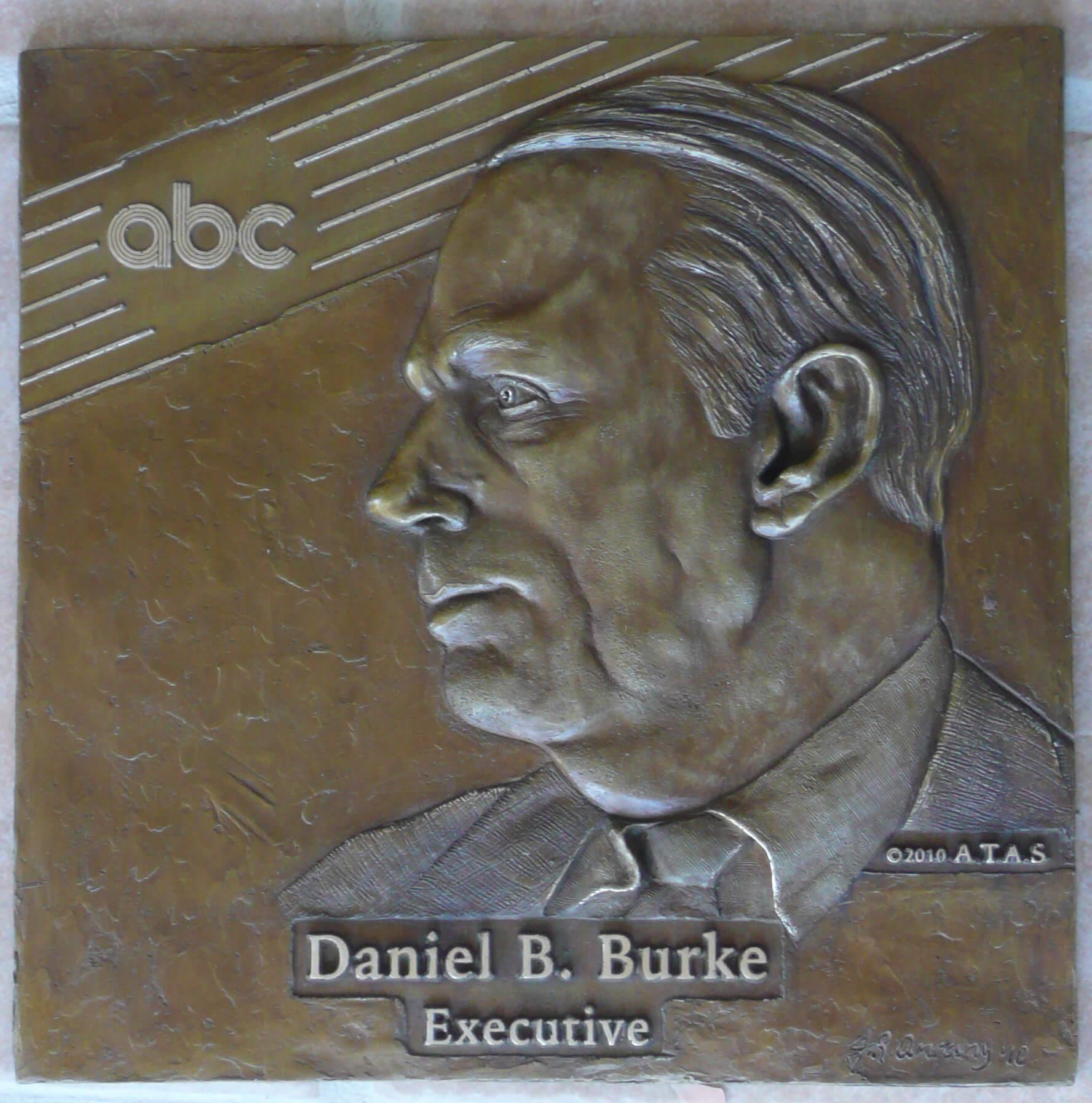 Daniel B. Burke, Academy of Television Arts & Sciences, Los Angeles, CA