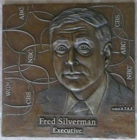 Fred Silverman - Academy of Television Arts & Sciences, Los Angeles, CA