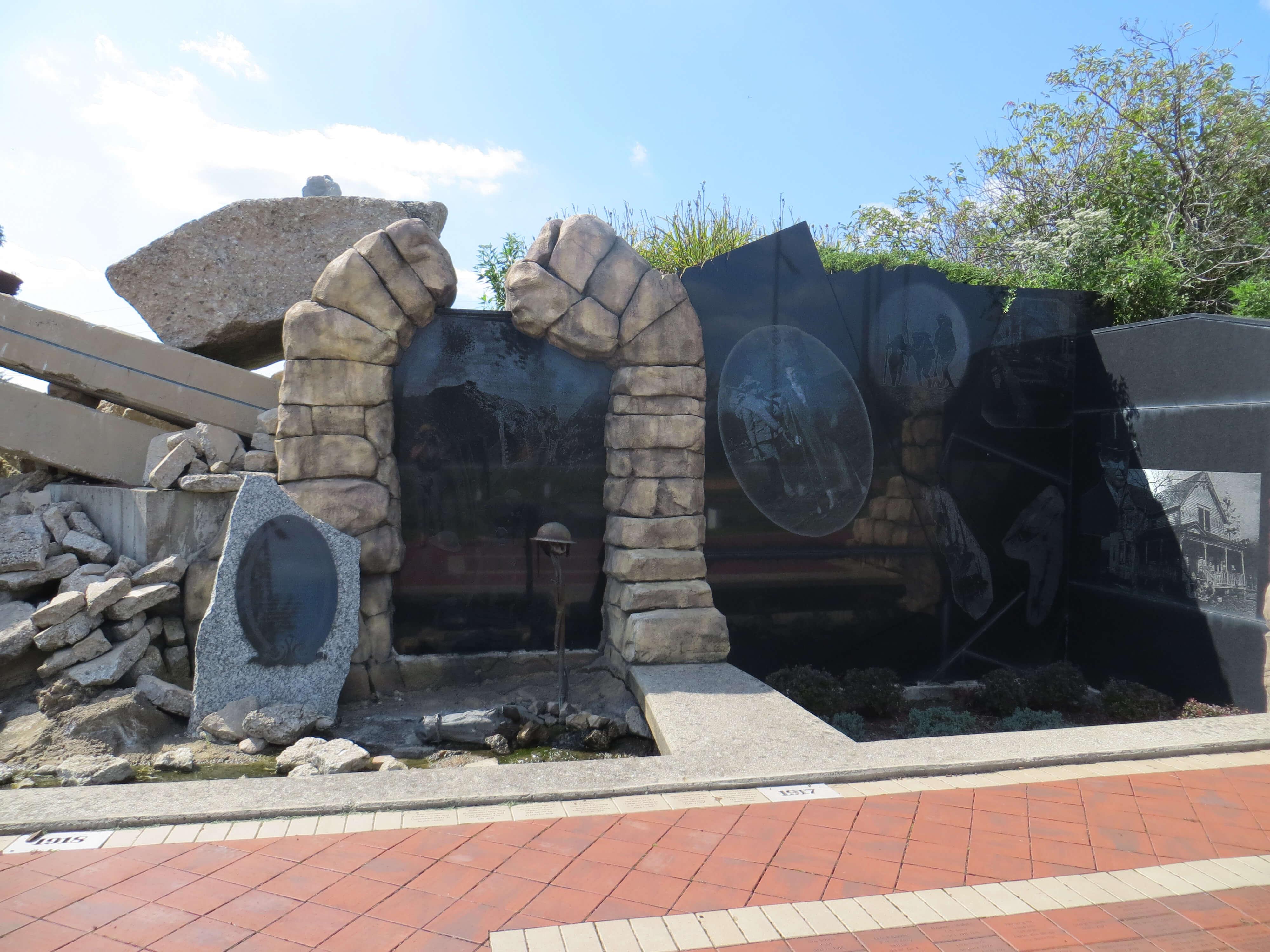 memorial park Munster IN