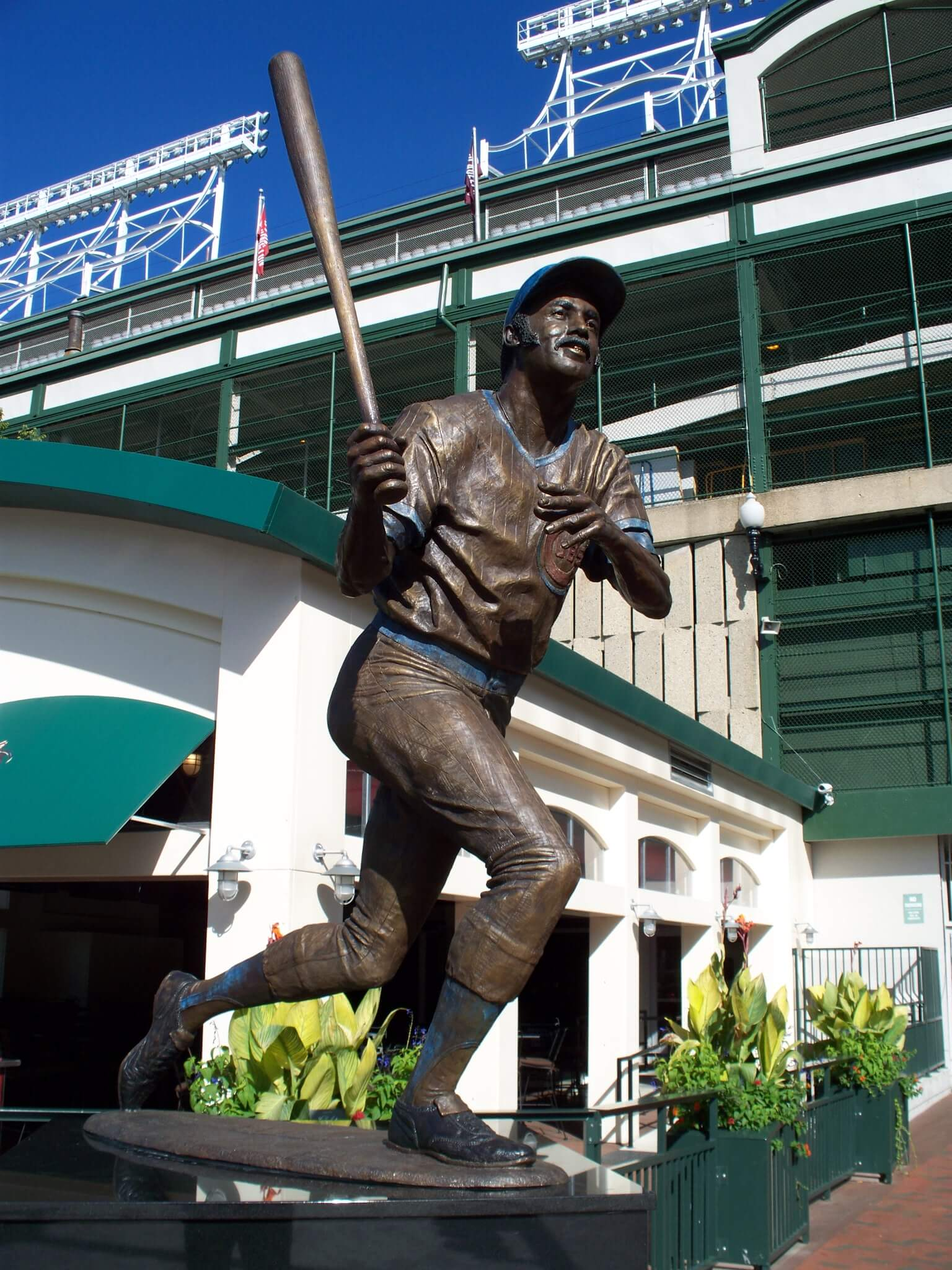 Billy Williams, Chicago Cubs, Wrigley Field