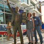 Thumbnail of Lute Olson – Sports Commission Bronze Statue