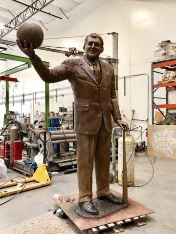 Jerry Colangelo Bronze Statue Comission Unveiling