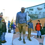 Packers Heritage Trail Statues