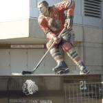 Stan Mikita Statue