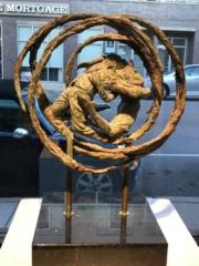 original sculpted piece