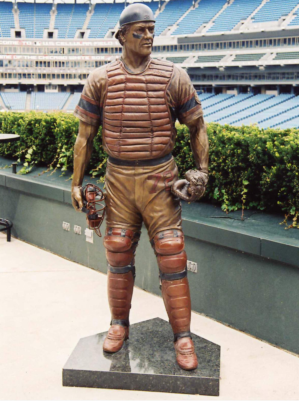 Carlton Fisk statue, Chicago White Sox, Pudge