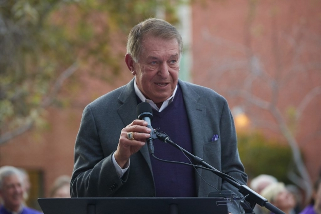 Jerry Colangelo Bronze Statue Comission Unveiling